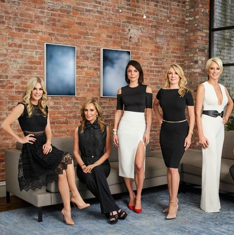 The Real Housewives Of New York Season 11 Rhony Cast News Details Air Date Trailer Spoilers