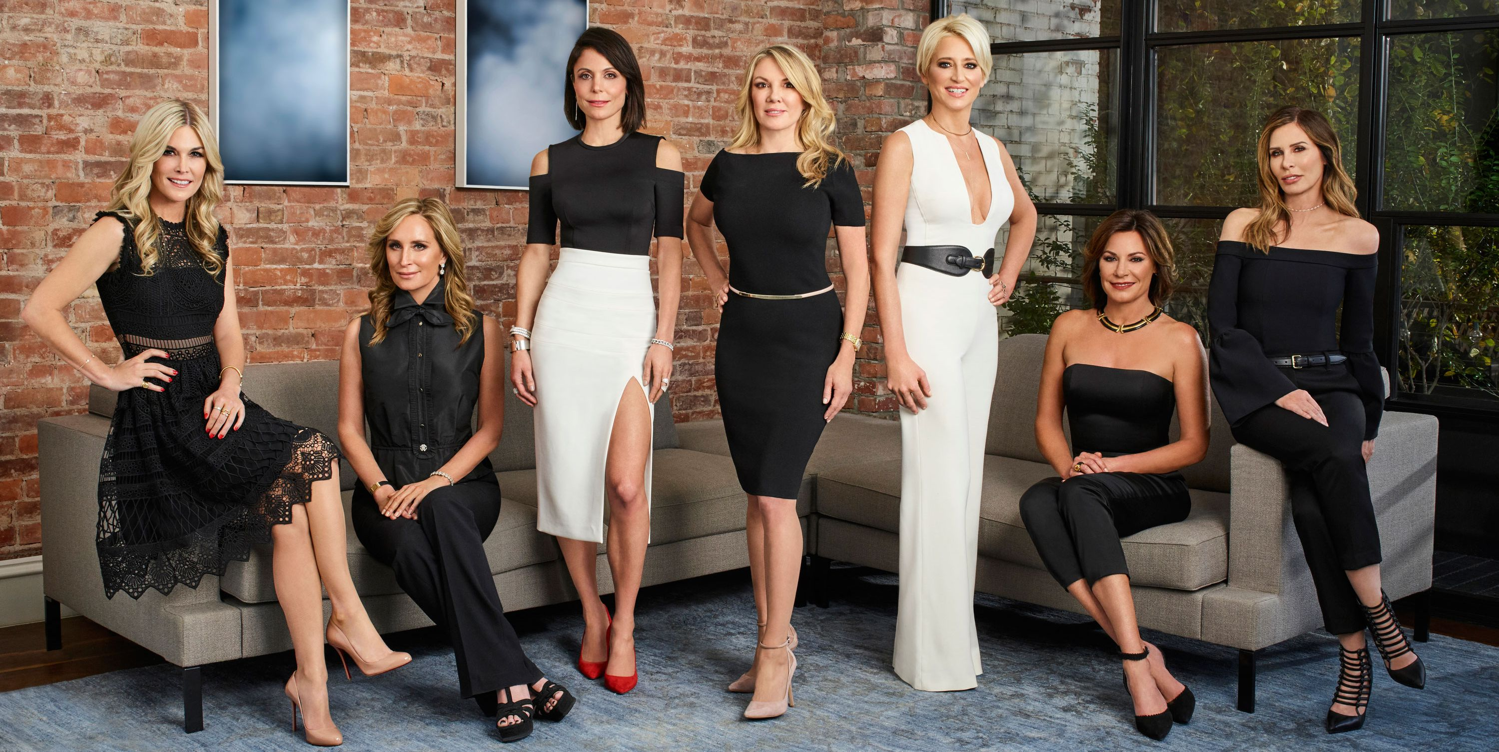A Decade of Real Housewives of New York - Magazine cover