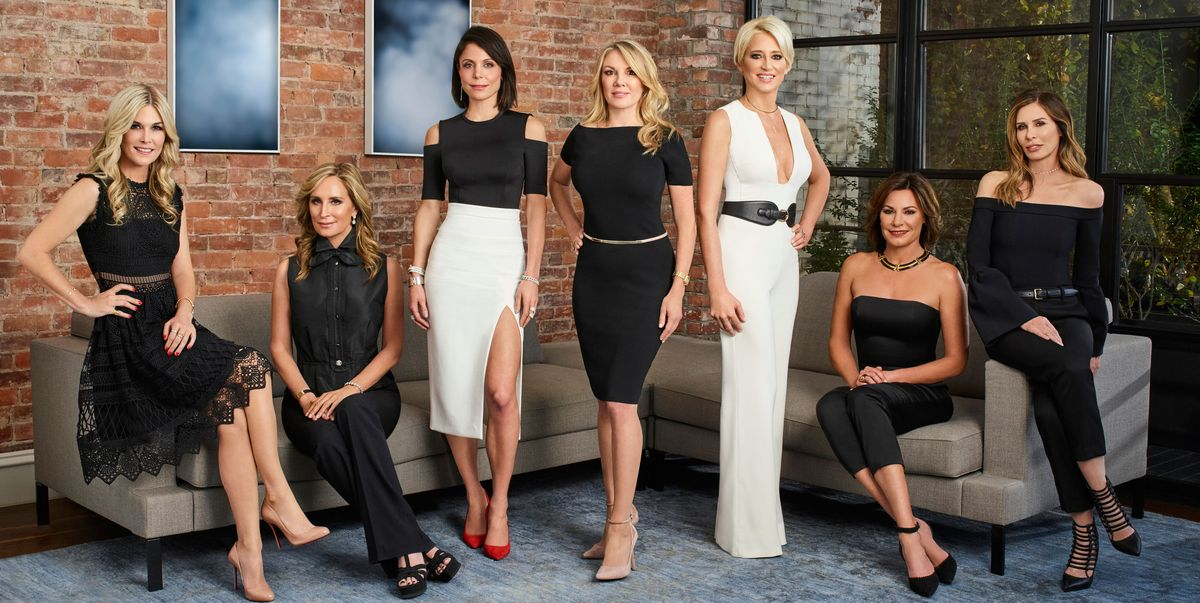 The New Real Housewives of New York Taglines Are Finally Here