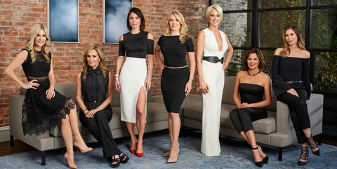 3184de2a8 Season 9 cast of the Real Housewives of New York City  Tinsley Mortimer