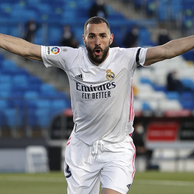real madrid footballer karim benzema