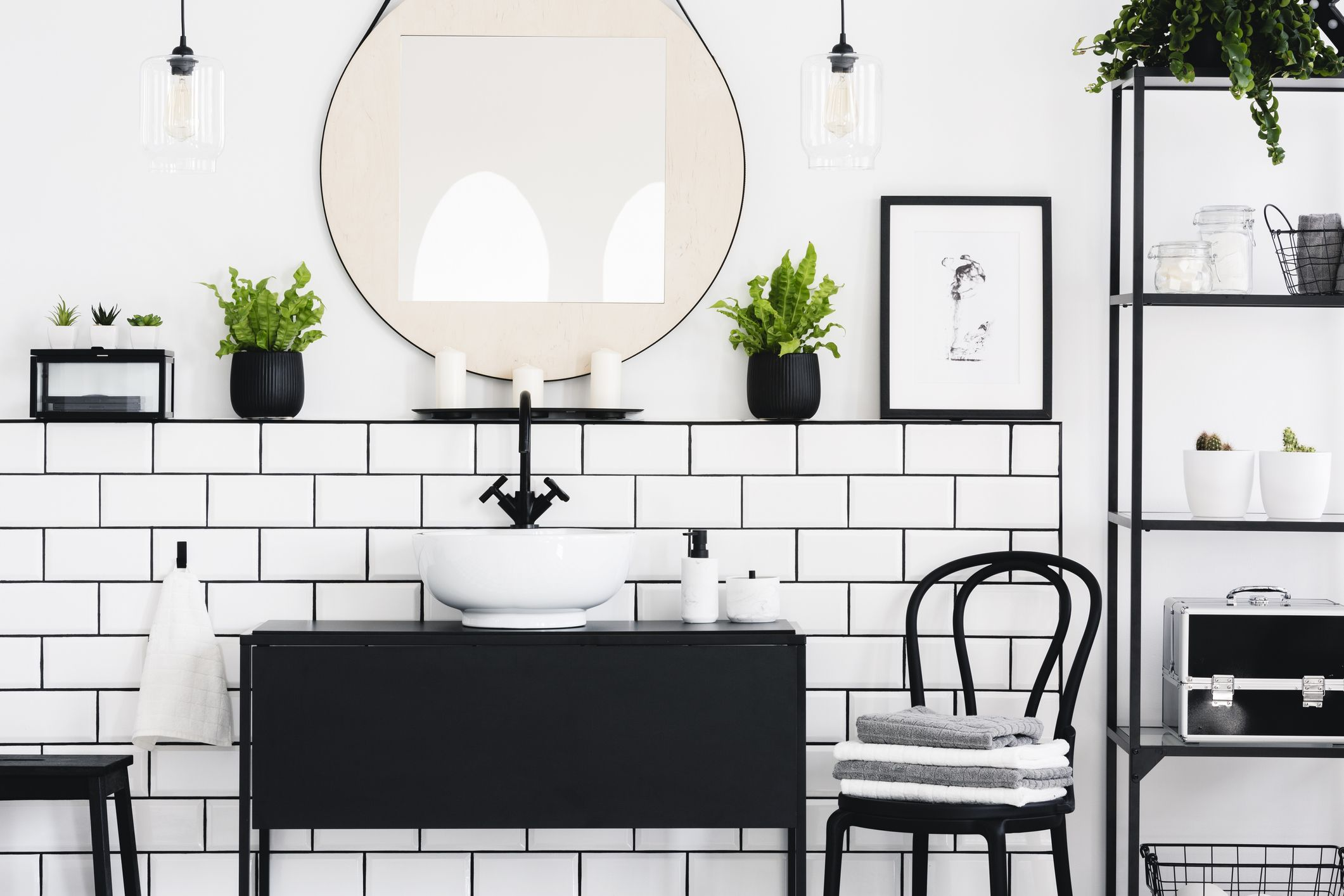 11 Smart Bathroom Shelf Ideas To Keep Your Towels And Toiletries Under  Control