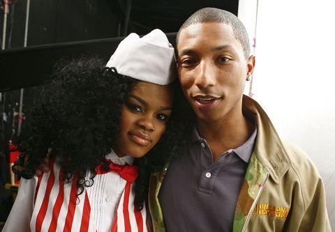 Teyana Taylor Pharrell