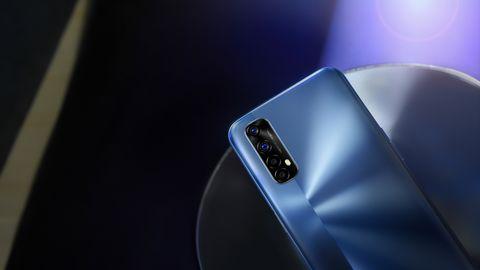 el smartphone realme 7