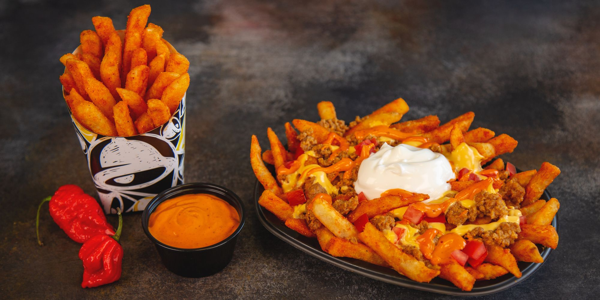 Taco Bell's New Nacho Fries Just Got the Biggest Upgrade