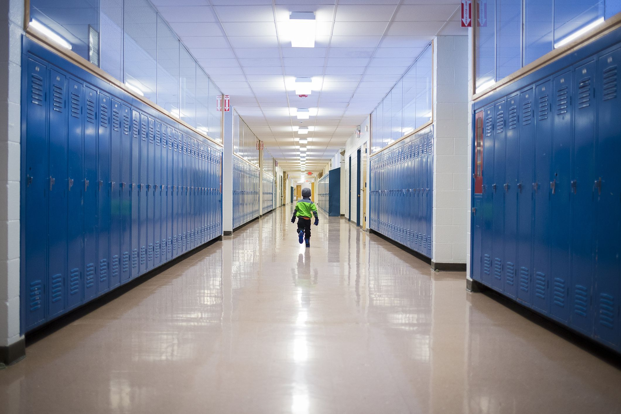 The Germiest Places in Your Child's School