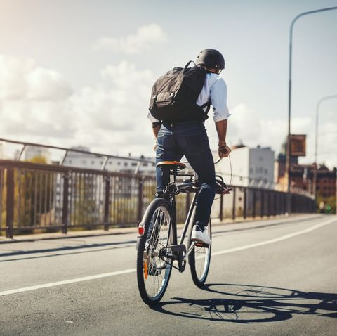 Want to Be a Happier and More Successful at Work? Ride There