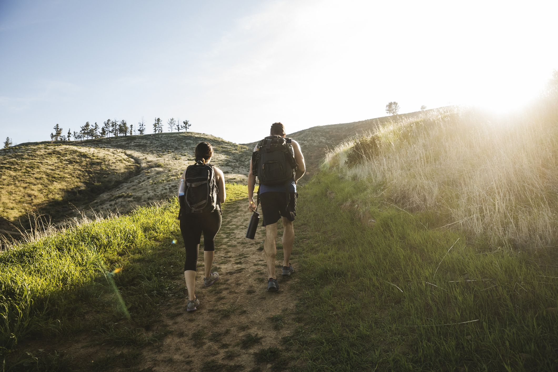 How to Figure Out Calories Burned While Hiking