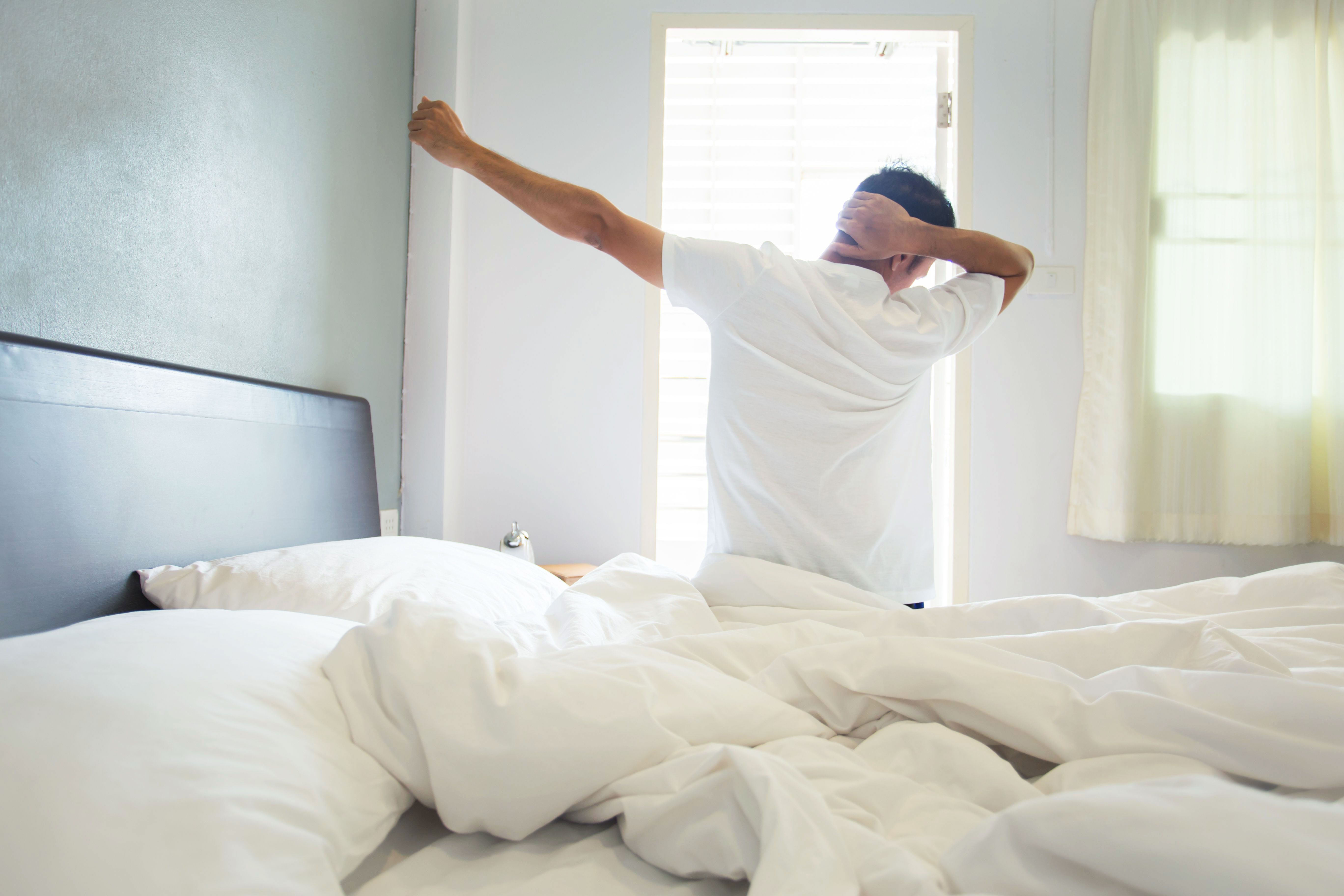 The One Stretch You Should Do Every Morning For Tight Muscles