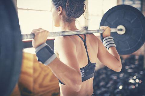 runners strength training
