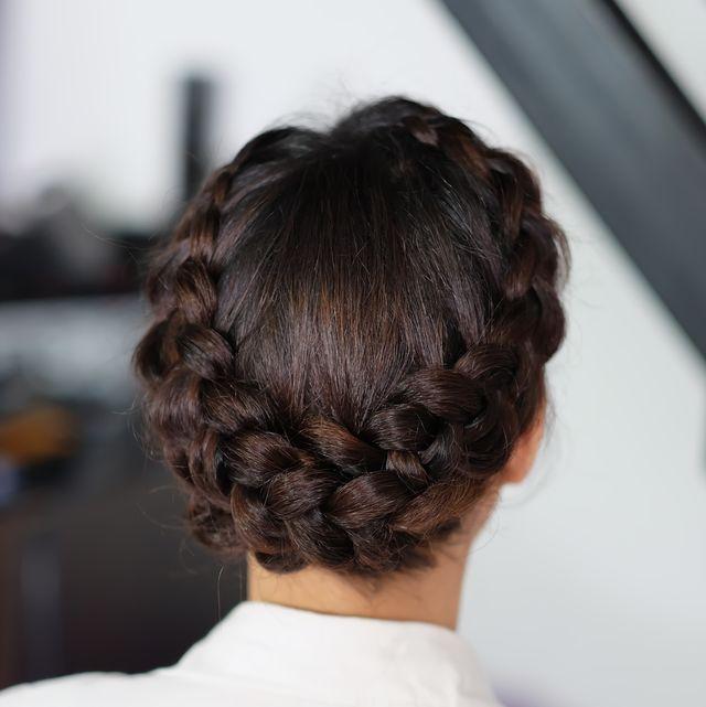 Free Hairstyle: 16 Marathon Hair Ideas From Pinterest