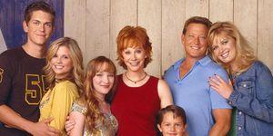reba show cast