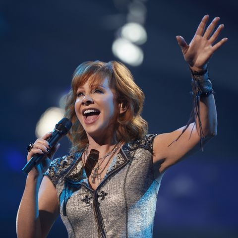 Sisterhood of Country Music - Reba McEntire