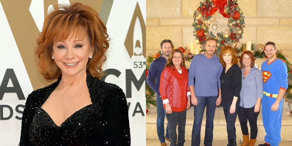 Grammy Winner Reba McEntire Reveals How She Kept Her Family Together After Her Divorce