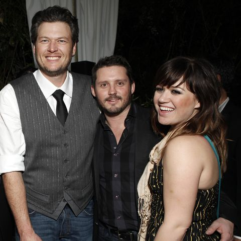 Rebas husband kelly son clarkson How Does