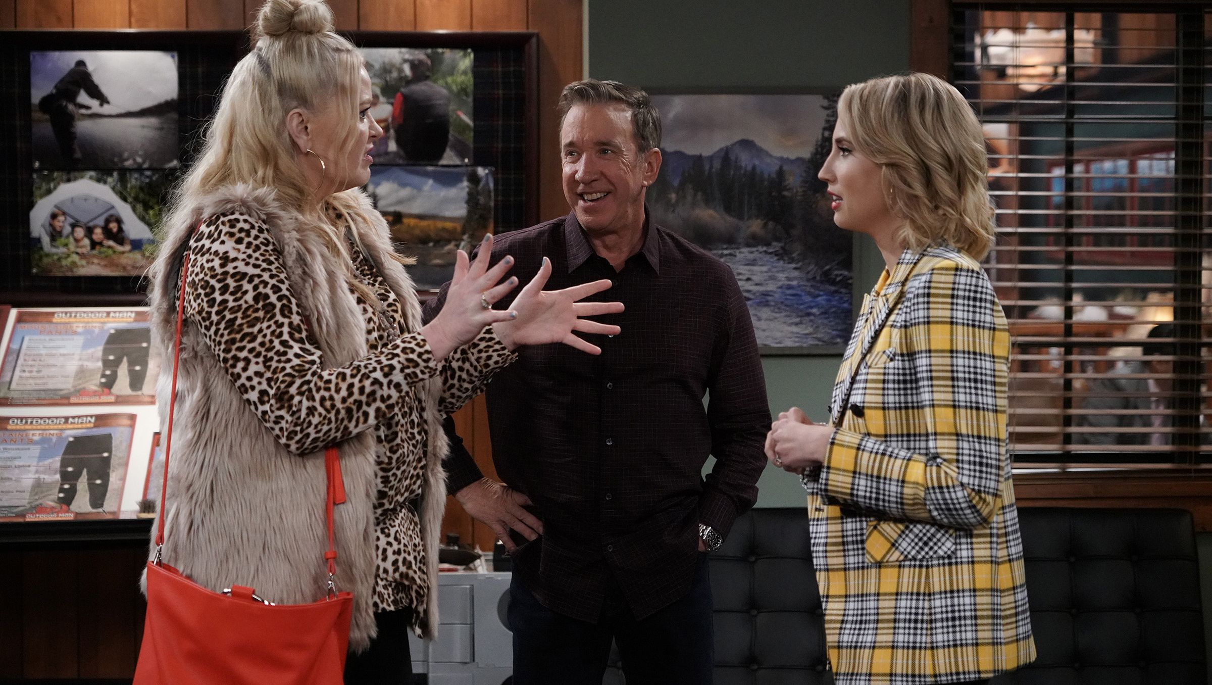 'Last Man Standing' Surprises Fans With an Appearance by 'Reba' Star Melissa Peterman