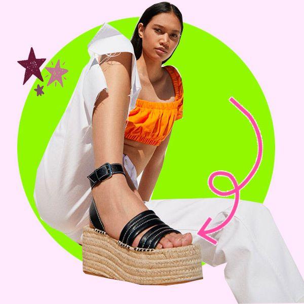 5 sandalias de verano rebajadas por menos de cinco euros
