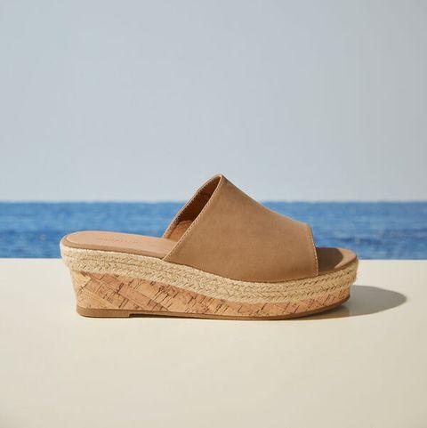 sandalias de cuña de women'secret