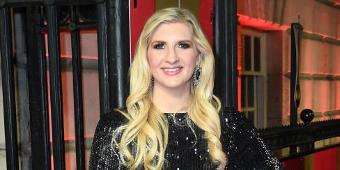 Rebecca Adlington shares first photo of her baby boy and reveals adorable name