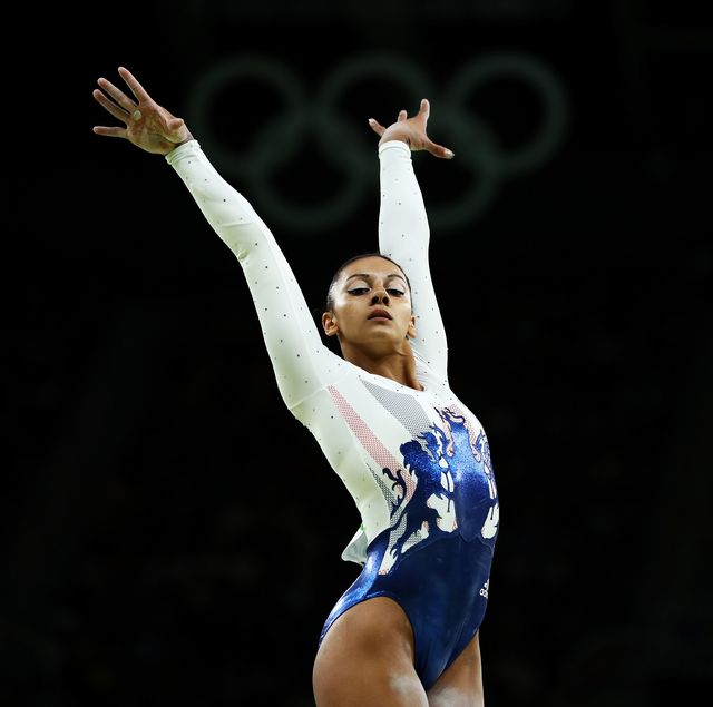 gymnastics   artistic   olympics day 4