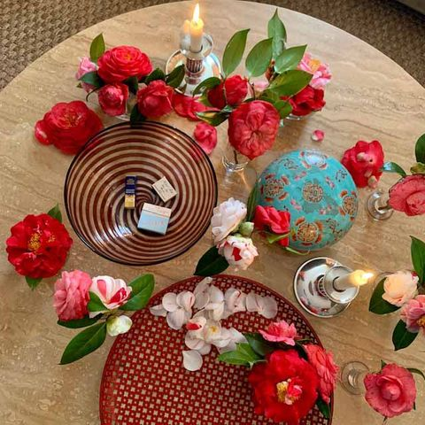 rebecca gardner coffee table