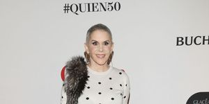 Rebecca Jones 'Quien' 50 Los Personajes Que Transforman A Mexico - Red Carpet