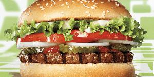 burger king, hamburguesa vegetal