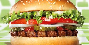 rebel whopper hamburguesa vegetal burger king