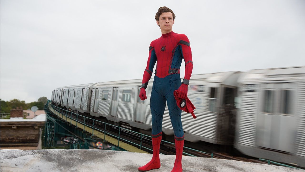 Orden peliculas Marvel - Spider-Man: Homecoming