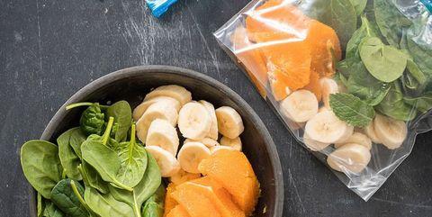 Eet als een atleet Smoothiepacks