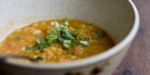 Recept rodelinzensoep: gezond en lekker