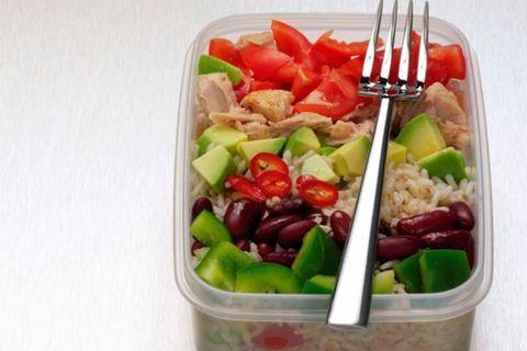 Dish, Food, Cuisine, Lunch, Meal, Ingredient, Salad, Vegetable, Produce, Vegetarian food,