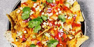 Gezonde nachos