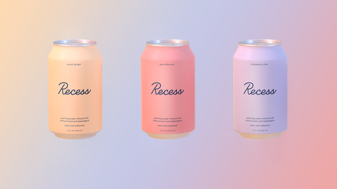 People Are Freaking Out Over These Sparkling CBD Drinks
