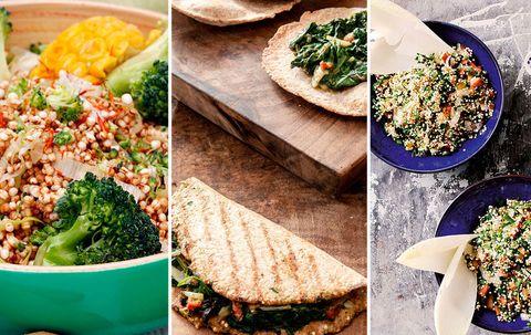 recetas con quinoa sanas, deliciosas y fáciles de preparar