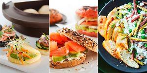 Recetas fáciles: pan bao, bagels y arroz cantonés