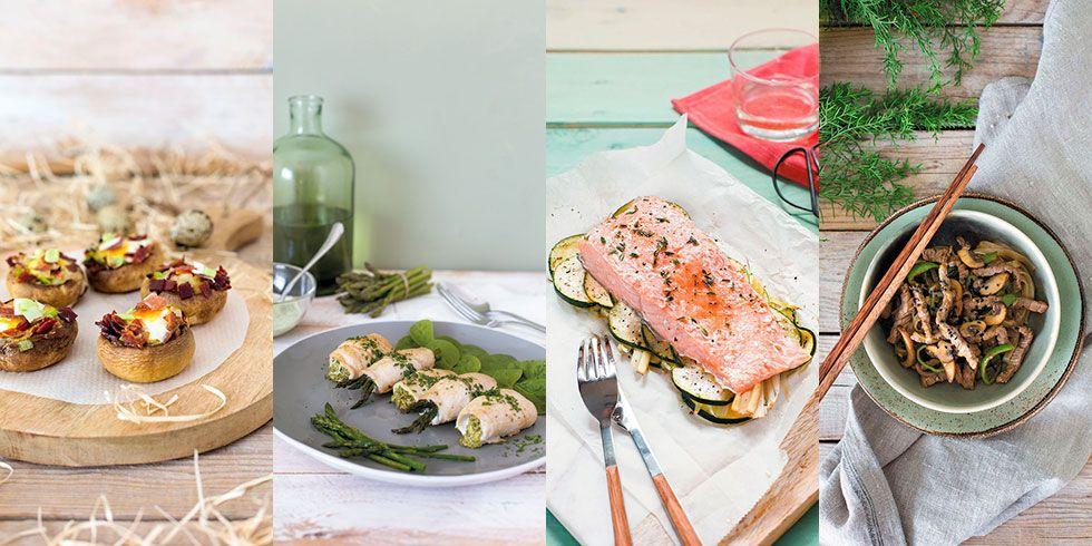 dieta salmon para bajar peso