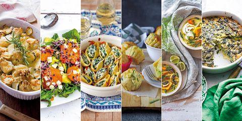 recetas con verduras originales