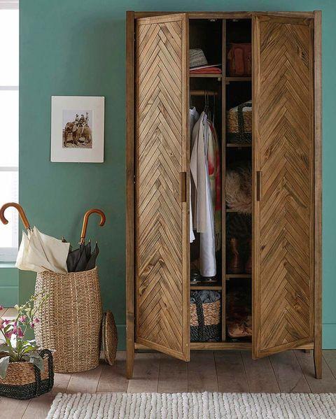 armario del recibidor y paragüero