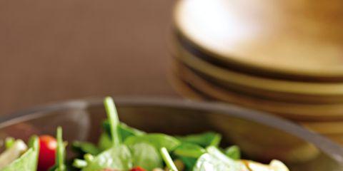 Salad, Food, Cuisine, Serveware, Vegetable, Leaf vegetable, Ingredient, Dishware, Produce, Garden salad,