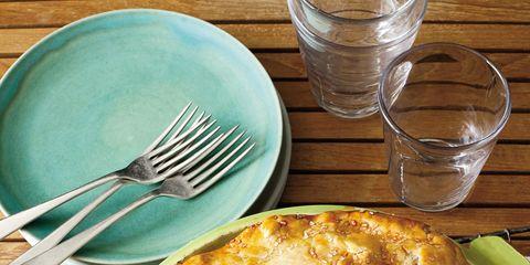 Food, Dishware, Serveware, Tableware, Kitchen utensil, Cutlery, Cuisine, Dish, Fork, Ingredient,