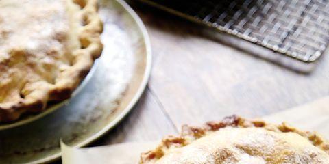 Food, Pie, Cuisine, Ingredient, Dish, Dessert, Cooking, Baked goods, Tableware, Kitchen utensil,