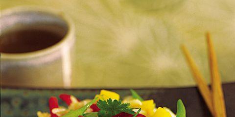 Food, Cuisine, Ingredient, Dish, Recipe, Serveware, Produce, Garnish, Leaf vegetable, Vegetable,