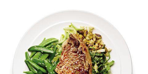 Food, Cuisine, Ingredient, Dishware, Produce, Recipe, Dish, Garnish, Plate, Leaf vegetable,