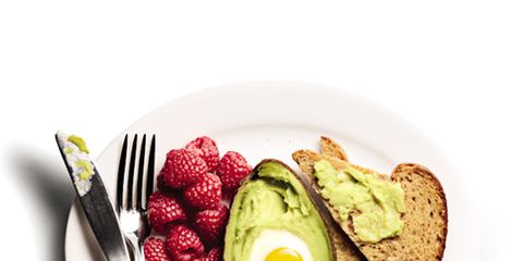 Food, Dishware, Tableware, Ingredient, Serveware, Produce, Plate, Vegan nutrition, Meal, Vegetable,