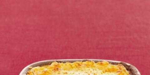Food, Ingredient, Cuisine, Dish, Recipe, Casserole, Take-out food, Bread pan, Comfort food, Lasagne,