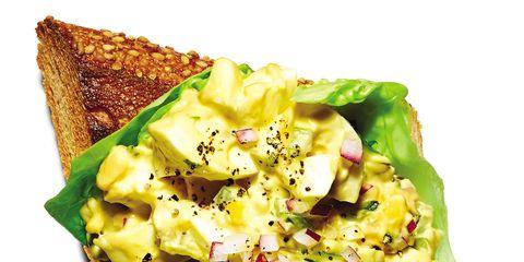 Food, Yellow, Cuisine, Ingredient, Dish, Recipe, Vegan nutrition, Leaf vegetable, Breakfast, Staple food,