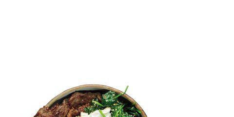 Food, Ingredient, Cuisine, Produce, Dish, Soup, Bowl, Staple food, Noodle, Egg,