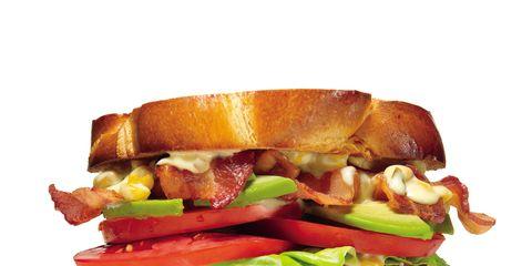 Food, Sandwich, Finger food, Ingredient, Baked goods, Cuisine, Bun, Dish, Vegetable, Breakfast,