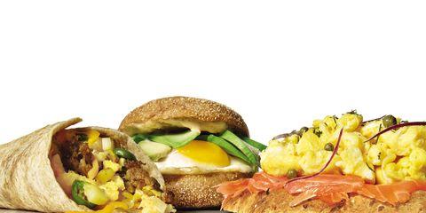 Finger food, Food, Sandwich, Cuisine, Baked goods, Ingredient, Breakfast, Leaf vegetable, Dish, Meal,